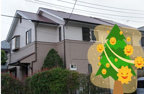 ***花粉・黄砂シーズンの外壁塗装***