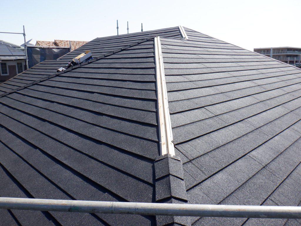 【SHINSEIタイムラプス】稲城市K様邸外壁塗装・屋根重ね葺き工事