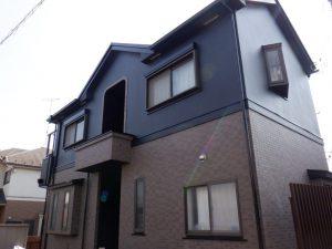 【SHINSEIタイムラプス】東大和市T様邸外壁塗装・屋根葺替え工事