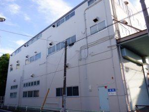 【SHINSEIタイムラプス】調布市倉庫外壁防水・塗装工事