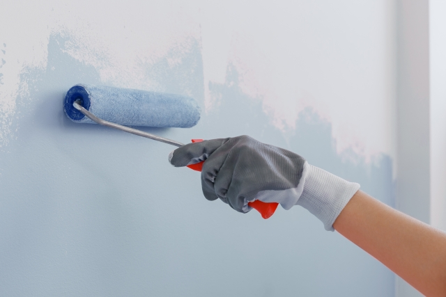 ~初めての塗装・再塗装時期~